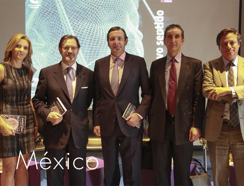 México, primera escala en América Latina