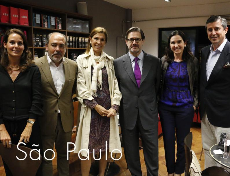 São Paulo recebe lançamento do livro na Casa do Saber